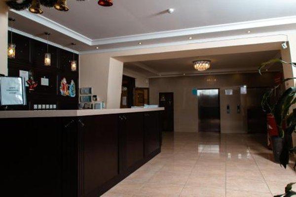Светлана Плюс Отель - фото 18