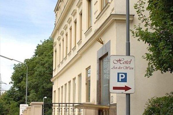 Hotel An Der Wien - фото 14