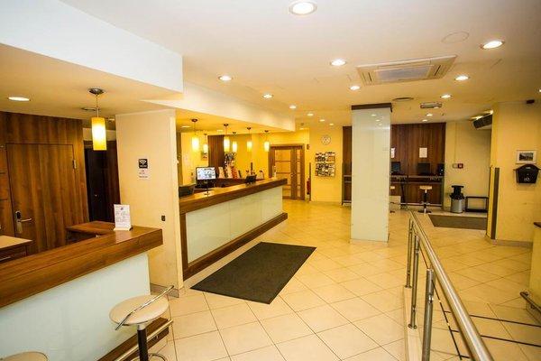 Hotel Geblergasse - фото 12
