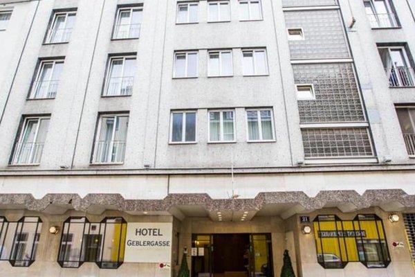 Hotel Geblergasse - фото 22