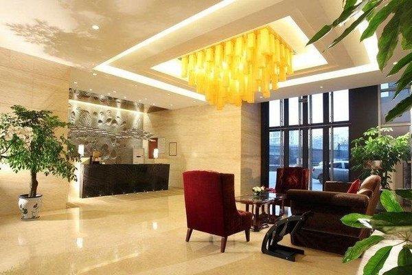 Tianyue Hotel Pixian County - фото 10