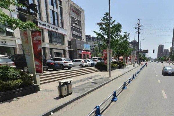 Tianyue Hotel Pixian County - фото 18
