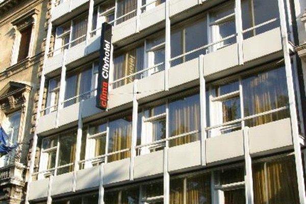 Clima Cityhotel Vienna - фото 21