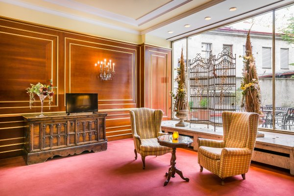 Hotel Prinz Eugen - фото 13