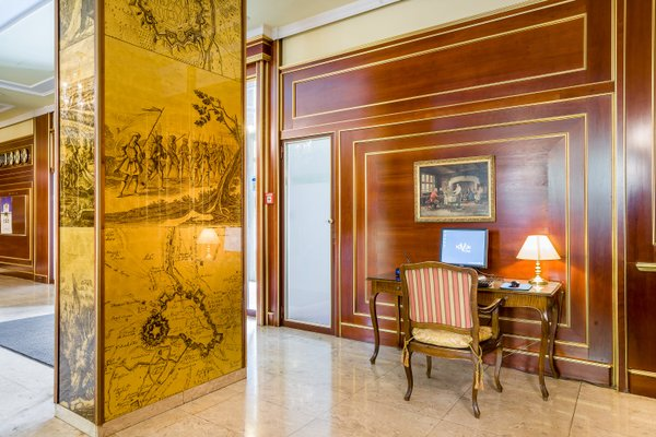 Hotel Prinz Eugen - фото 16