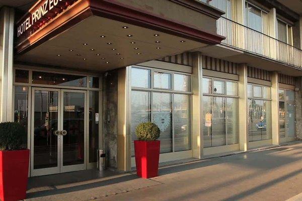 Hotel Prinz Eugen - фото 21