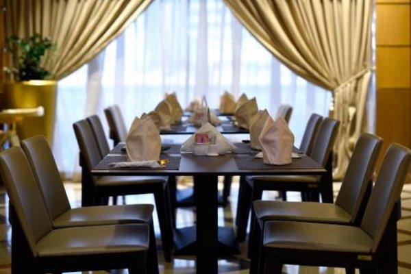 Emirates Stars Hotel Apartments Dubai - фото 10