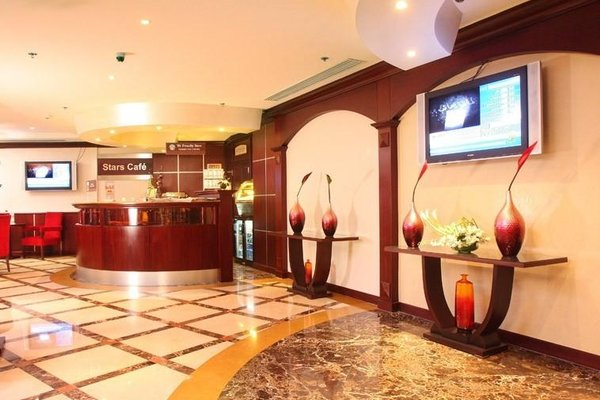 Emirates Stars Hotel Apartments Dubai - фото 14
