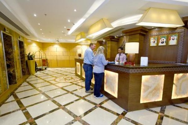 Emirates Stars Hotel Apartments Dubai - фото 16