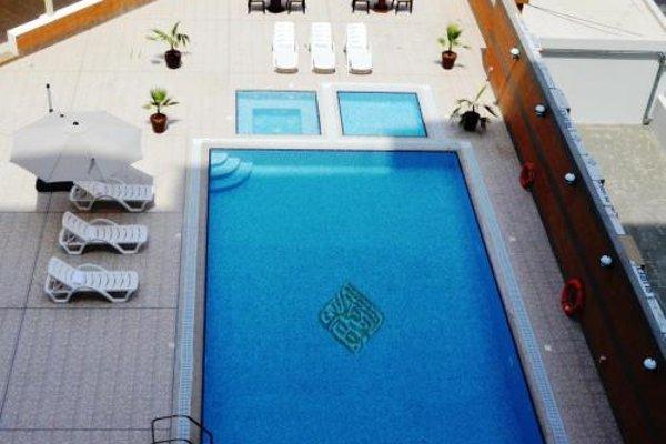 Emirates Stars Hotel Apartments Dubai - фото 20