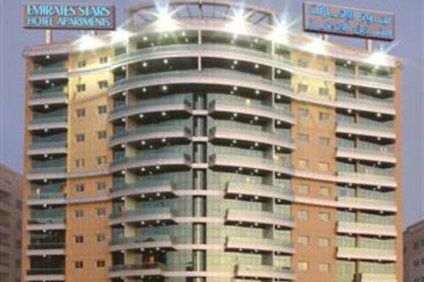 Emirates Stars Hotel Apartments Dubai - фото 22