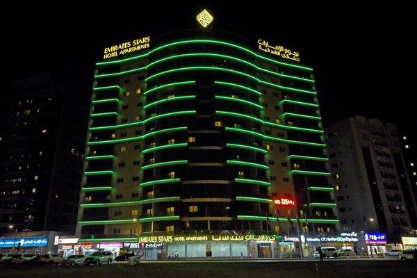 Emirates Stars Hotel Apartments Dubai - фото 23