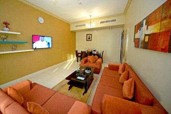 Emirates Stars Hotel Apartments Dubai - фото 5