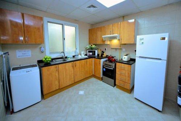 Emirates Stars Hotel Apartments Dubai - фото 8