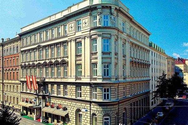 Hotel Bellevue Wien - фото 36