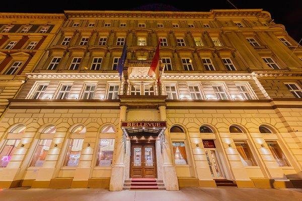 Hotel Bellevue Wien - фото 23