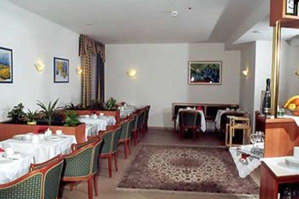 Отель Arian - фото 10