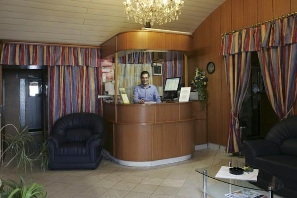 Hotel Cyrus - фото 17
