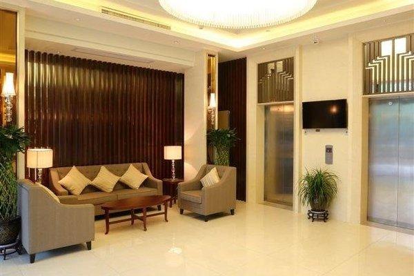 Grand Capital Hotel - 5