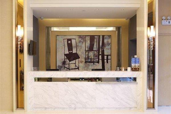 Grand Capital Hotel - 8