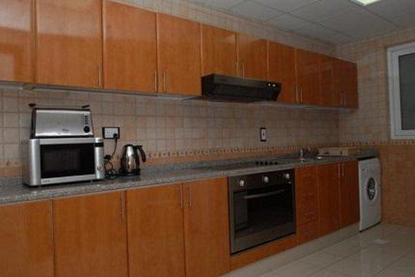Al Manar Hotel Apartments - фото 11