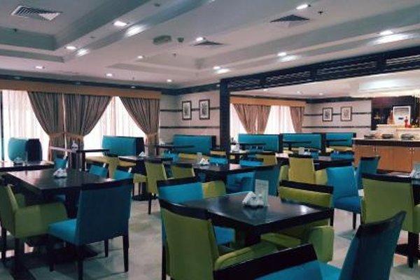 Al Manar Hotel Apartments - фото 14