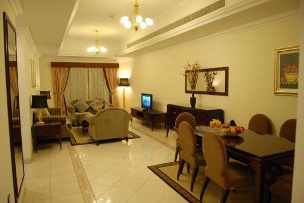 Al Manar Hotel Apartments - фото 15