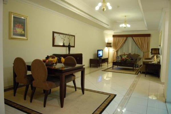 Al Manar Hotel Apartments - фото 8