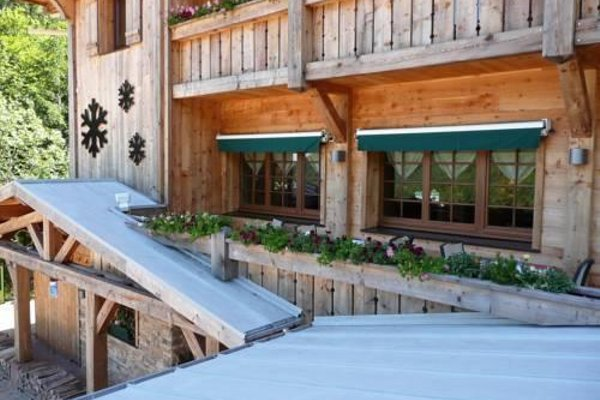 Chalet Hotel Le Collet - фото 12