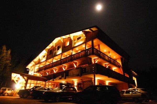 Chalet Hotel Le Collet - фото 14
