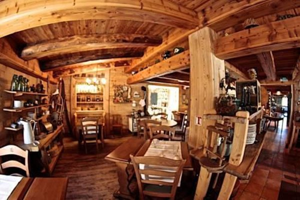 Chalet Hotel Le Collet - фото 6