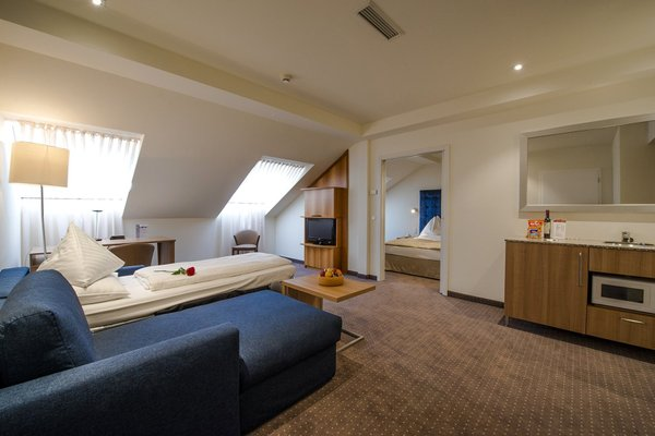 Starlight Suiten Hotel Wien Heumarkt - фото 20
