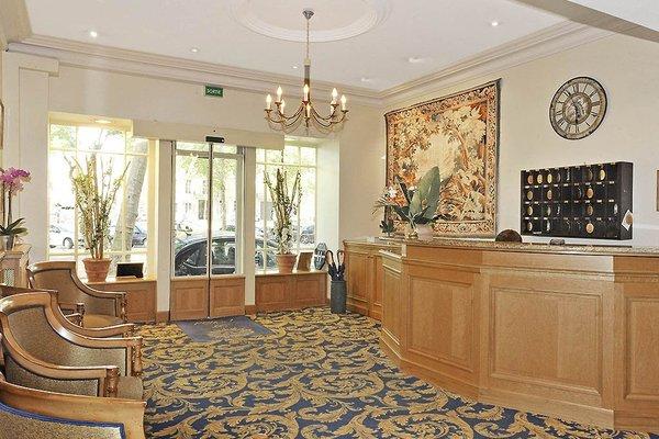 A l'Hotel Des Roys - фото 13