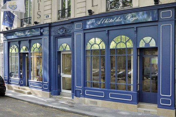 A l'Hotel Des Roys - фото 19