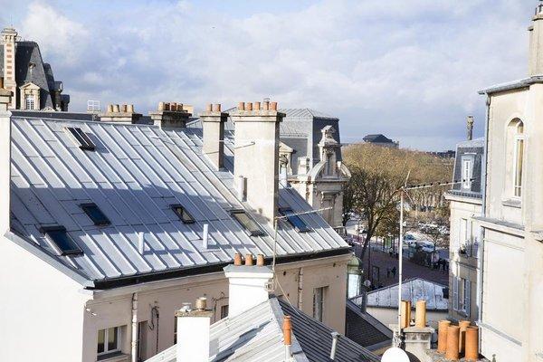A l'Hotel Des Roys - фото 23