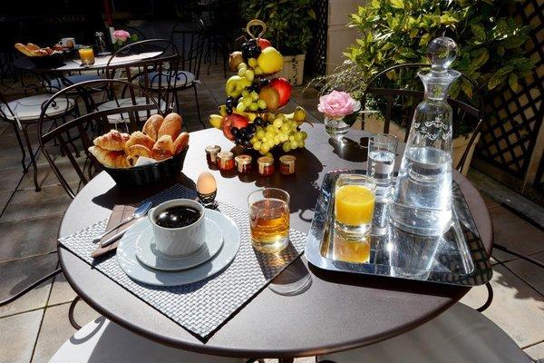 Hotel Le Versailles - 12