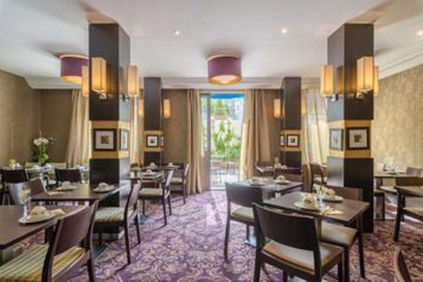 Hotel Le Versailles - 13