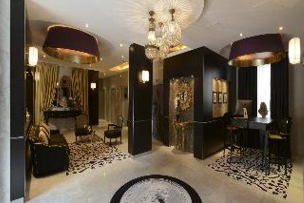 Hotel Le Versailles - 14