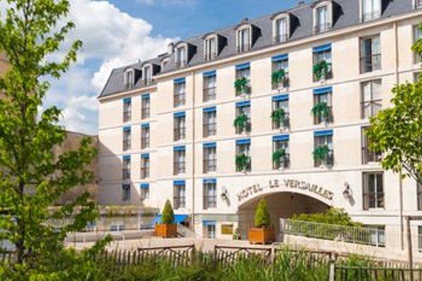 Hotel Le Versailles - 23