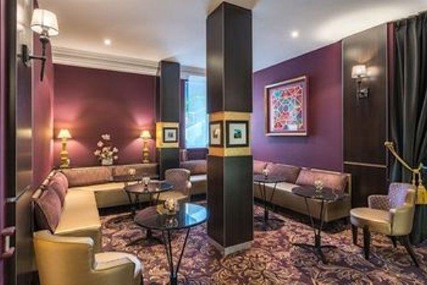 Hotel Le Versailles - 3