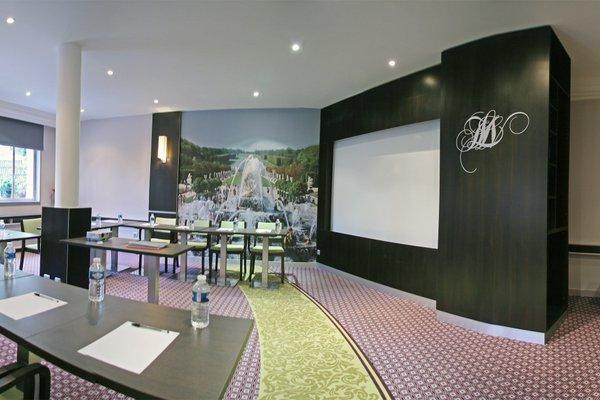 Hotel Le Versailles - 4