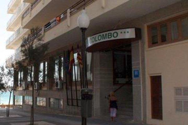 Mix Colombo Hotel (ех. Catalonia Colombo) - фото 14