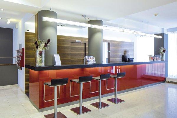 Отель Austria Trend Hotel Beim Theresianum - фото 14
