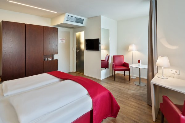 Отель Austria Trend Hotel Beim Theresianum - фото 3