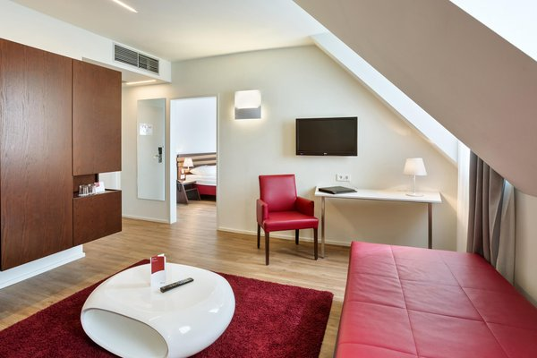 Отель Austria Trend Hotel Beim Theresianum - фото 7