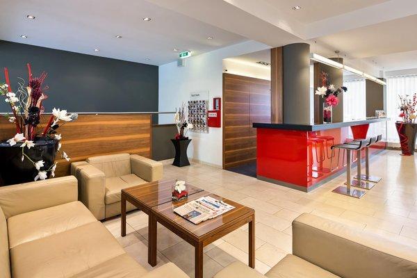 Отель Austria Trend Hotel Beim Theresianum - фото 8
