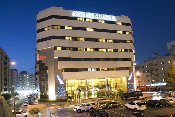 Avari Dubai Hotel - фото 38