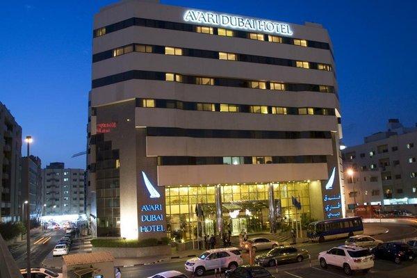 Avari Dubai Hotel - фото 22