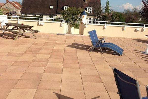 Hotel La Bonbonniere - Dijon - фото 19