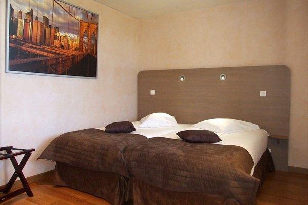 Hotel La Bonbonniere - Dijon - фото 6